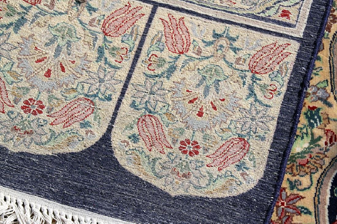 "Kirman Room-size Carpet, 9' x 11'7"" - 4"