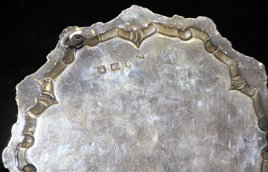 Elizabeth Cooke George III Sterling Silver Salver - 3