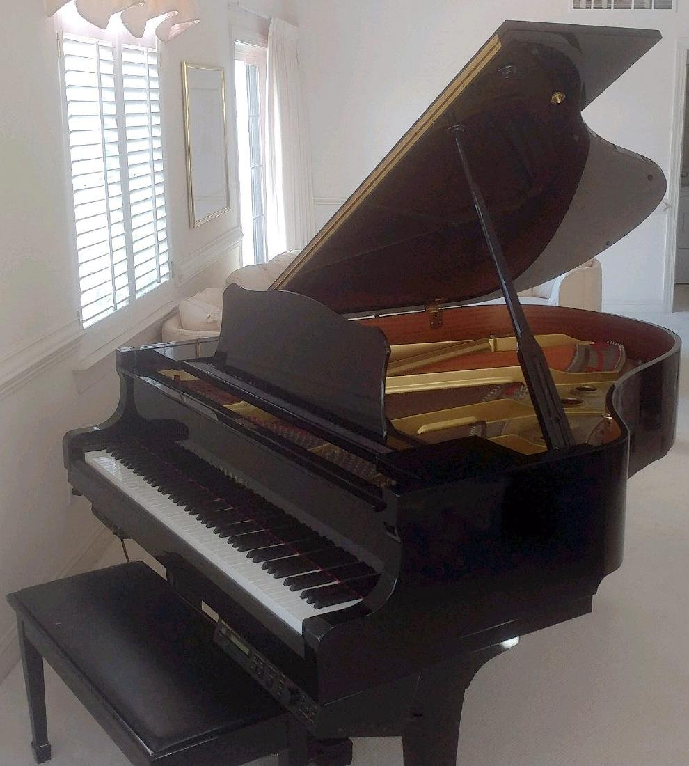 Yamaha Model G2 Baby Grand Piano