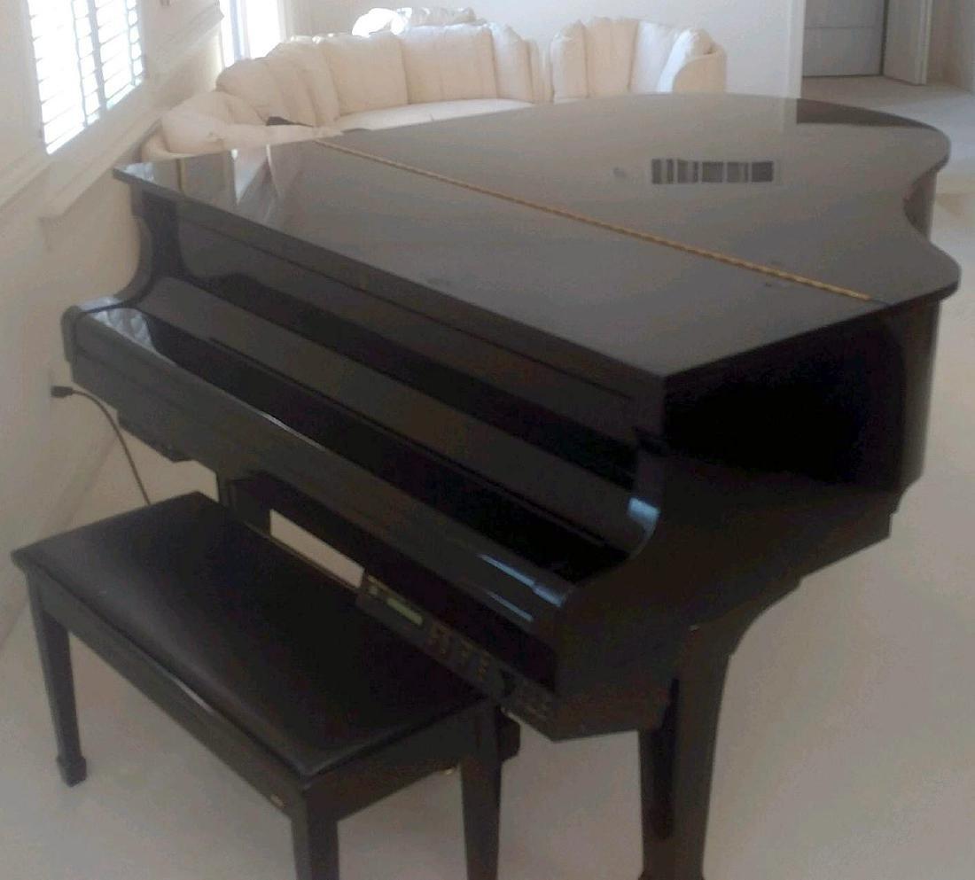 Yamaha Model G2 Baby Grand Piano - 2