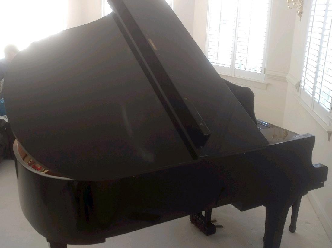 Yamaha Model G2 Baby Grand Piano - 5