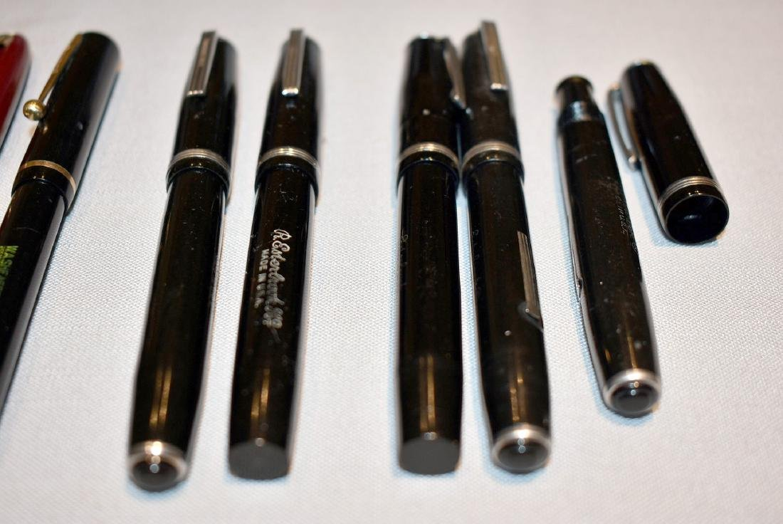 15 Fountain Pens: Sheaffer and Esterbrook - 3