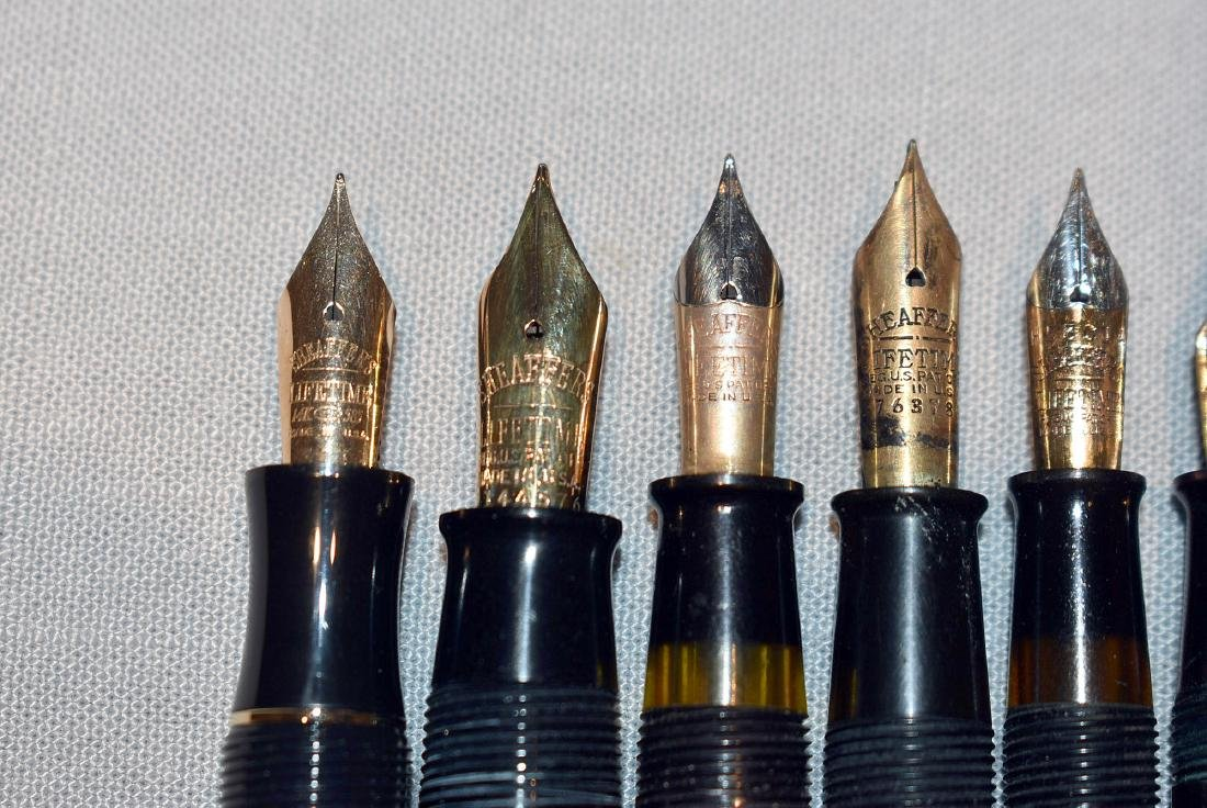 15 Fountain Pens: Sheaffer and Esterbrook - 5