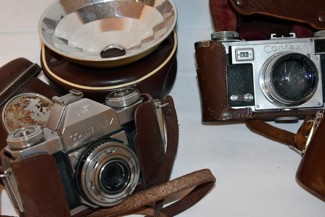 4 Zeiss Ikon Cameras - 3