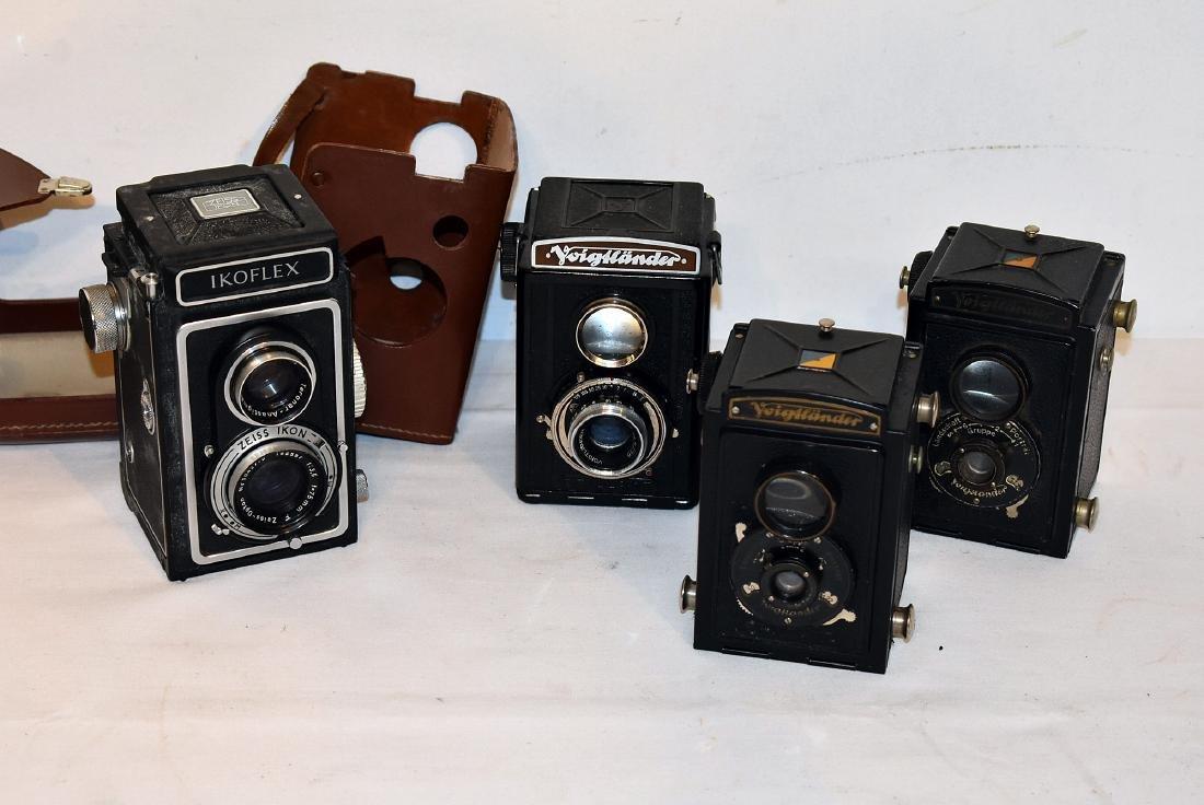 5 Zeiss Ikon Cameras