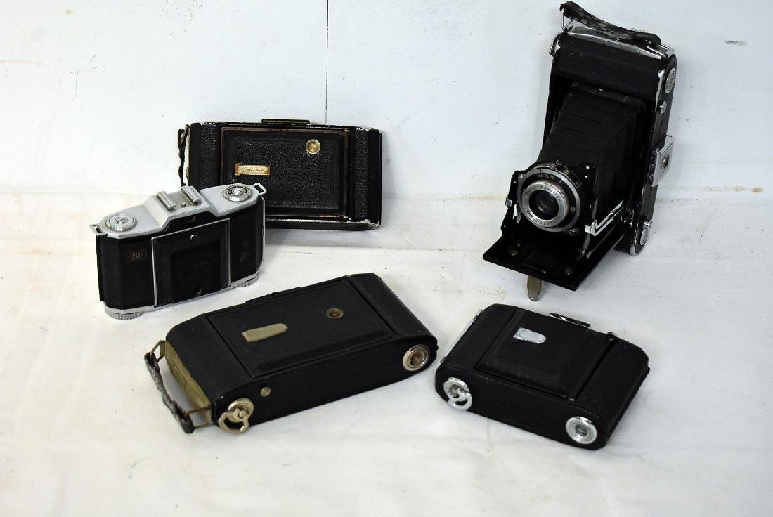 5 Zeiss Ikon Cameras - 2
