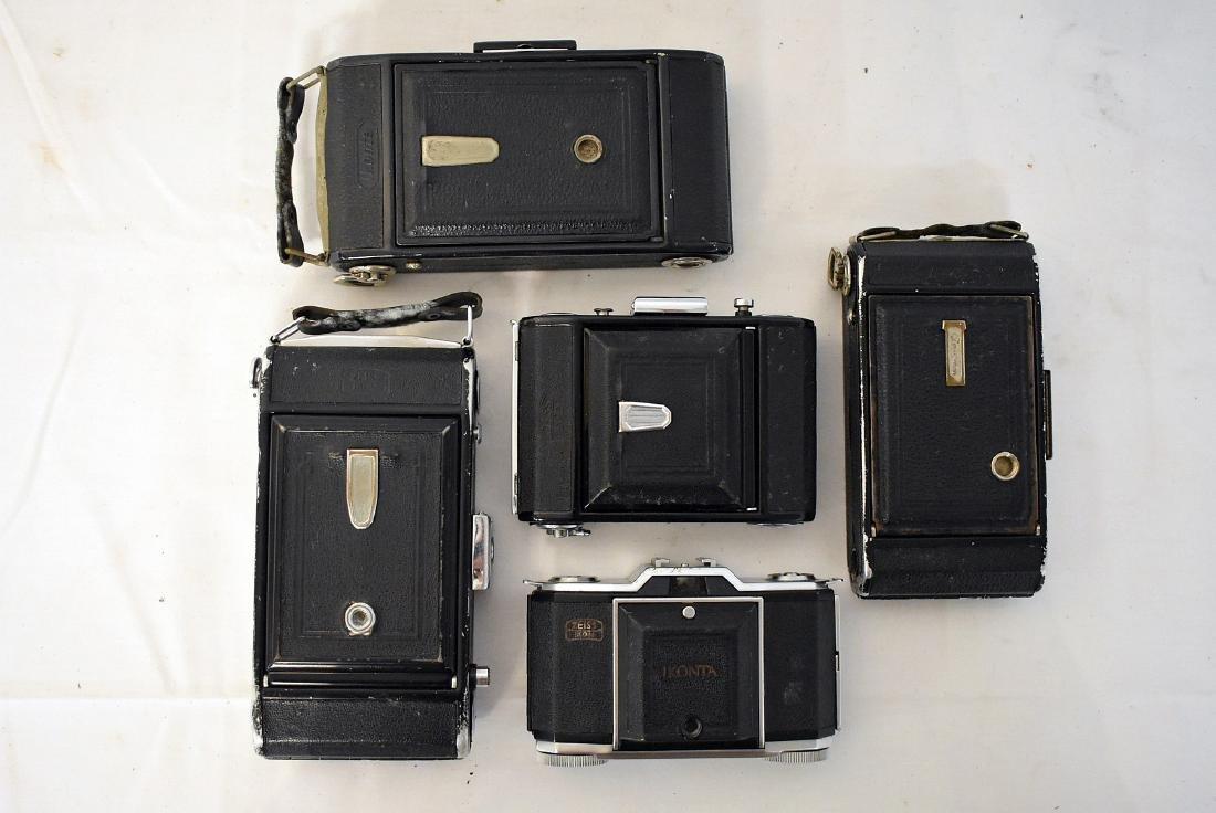 5 Zeiss Ikon Cameras - 3