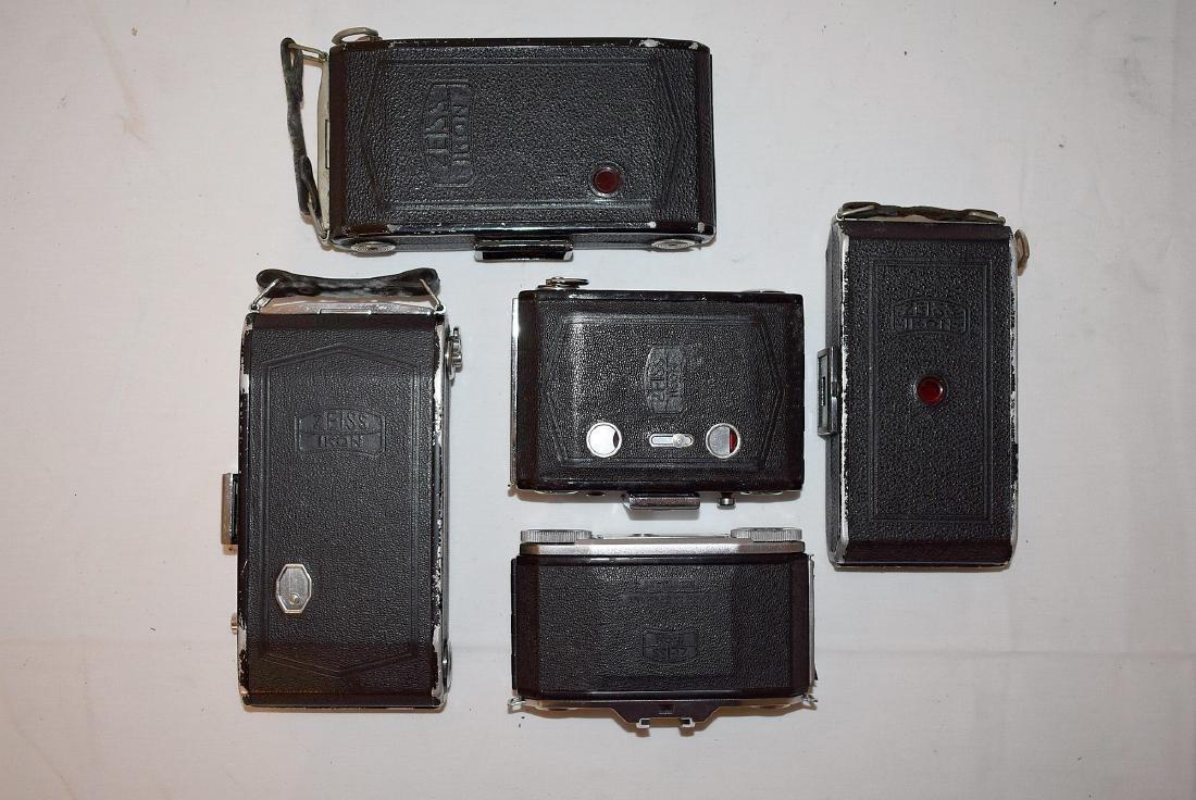 5 Zeiss Ikon Cameras - 4