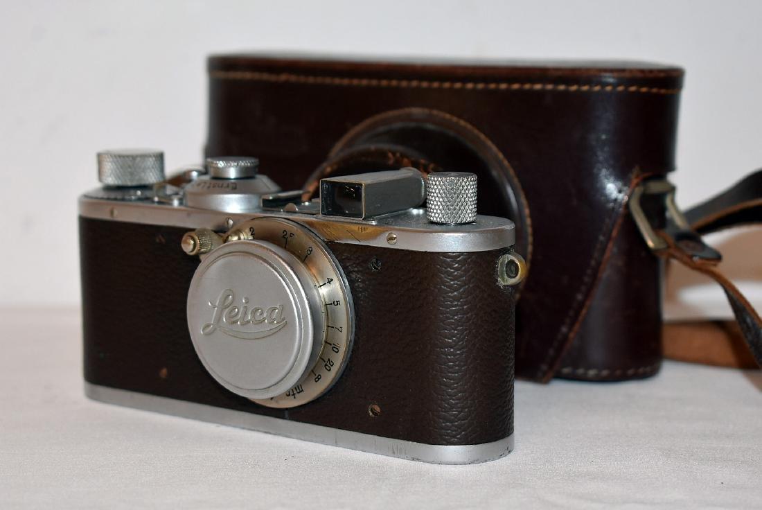 Leica I Camera with Lens