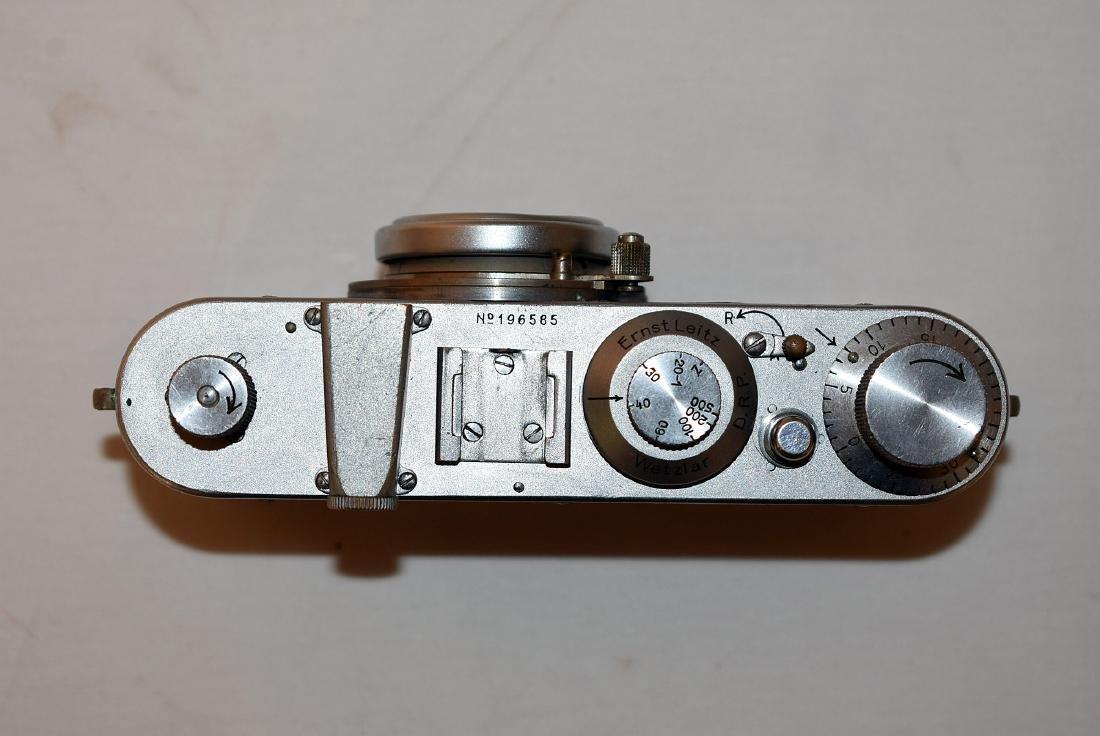 Leica I Camera with Lens - 2