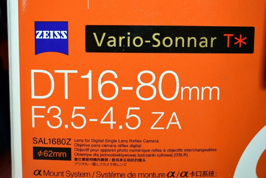 Sony Alpha DSLR-A700 Camera & Lens Model SAL1680Z - 2