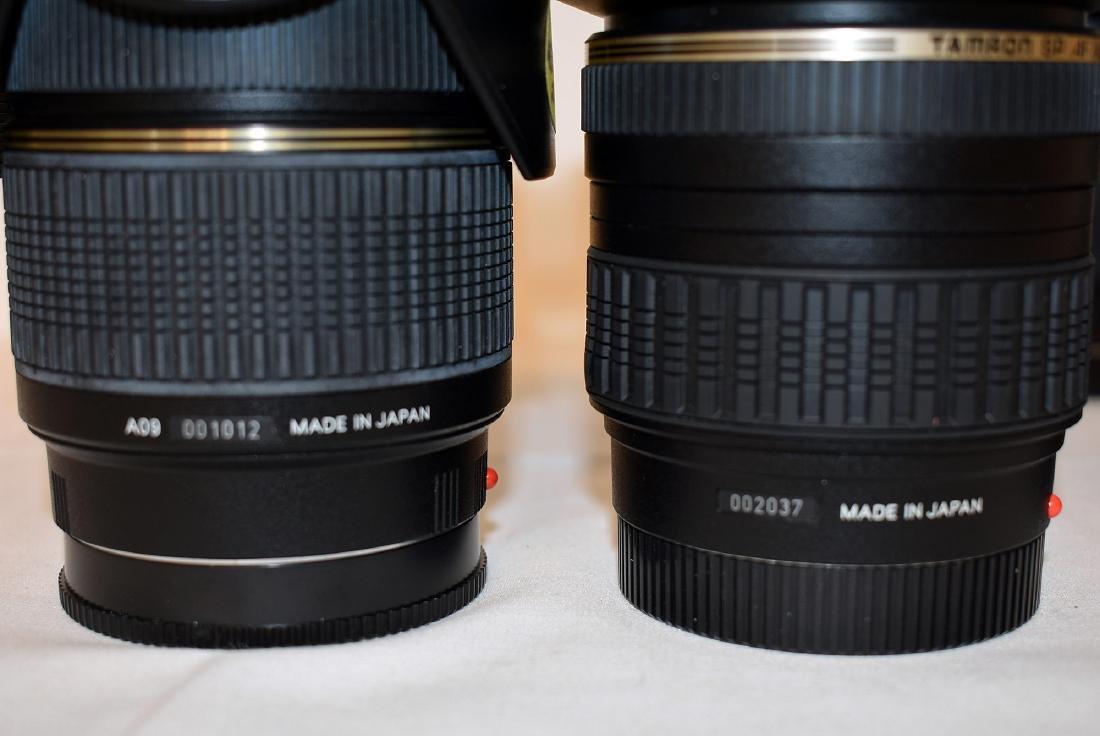 5 Assorted Tamron Lenses & Lens Hood - 2