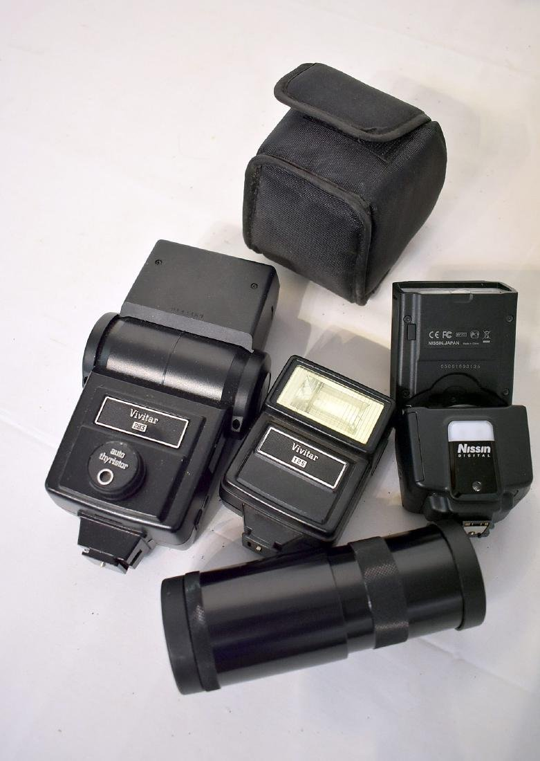 Assorted Vintage Camera Accessories - 2