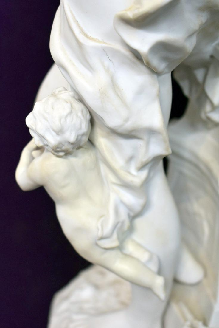 After Ernest Rancoulet. Porcelain Figural Grouping - 3