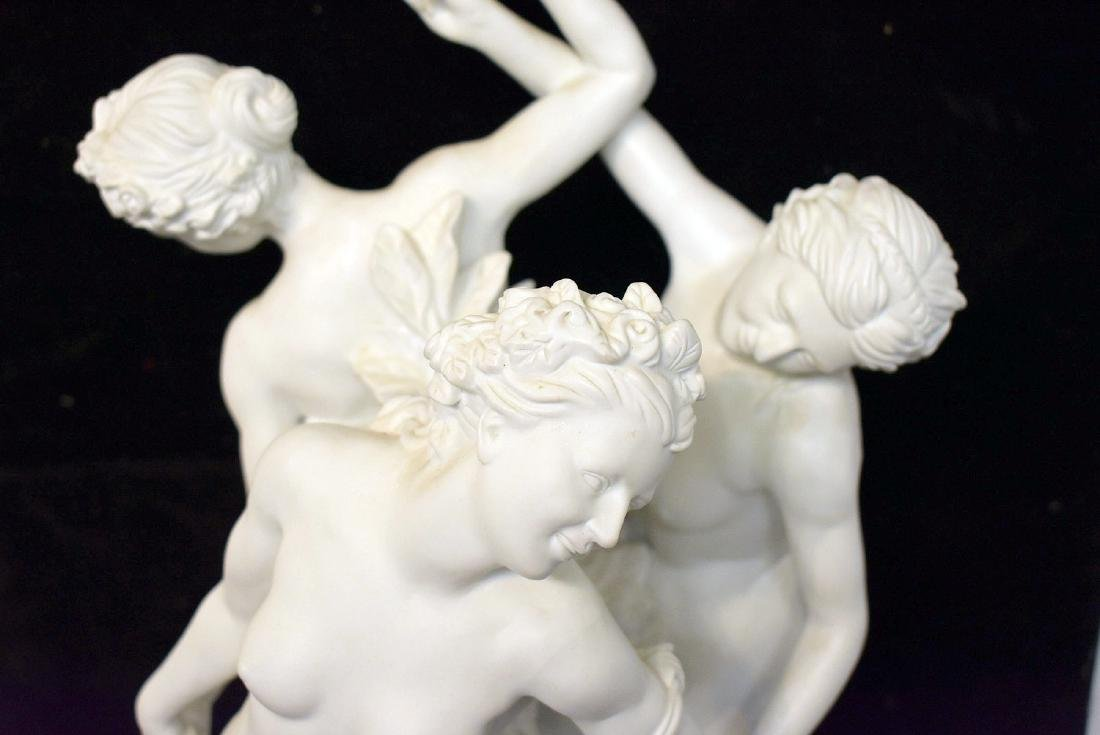 Parian Figural Grouping - 2
