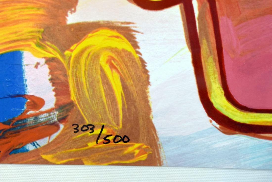 Peter Max. Serigraph, Donald Duck - 3