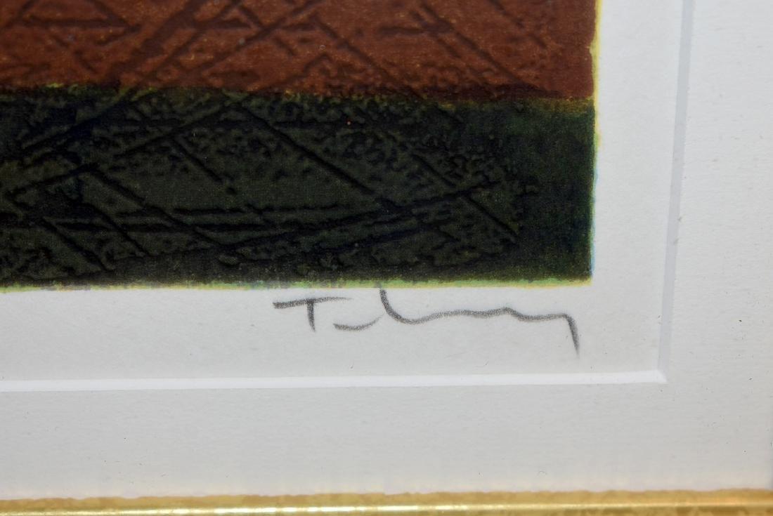Itzchak Tarkay. Signed Lithograph, Still Life - 3