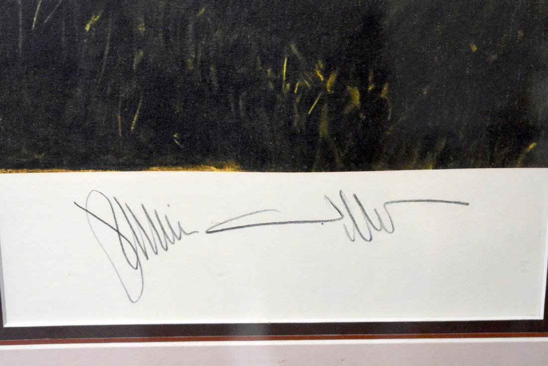 Signed Jamie Wyeth Print, Bronze Age - 2