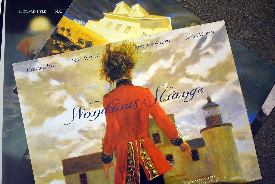 Signed Wondrous Strange Exhibition Portfolio - 2