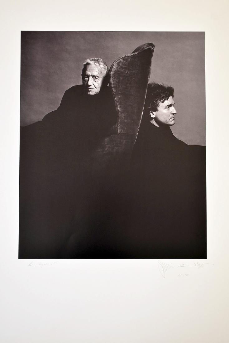Signed Wondrous Strange Exhibition Portfolio - 3