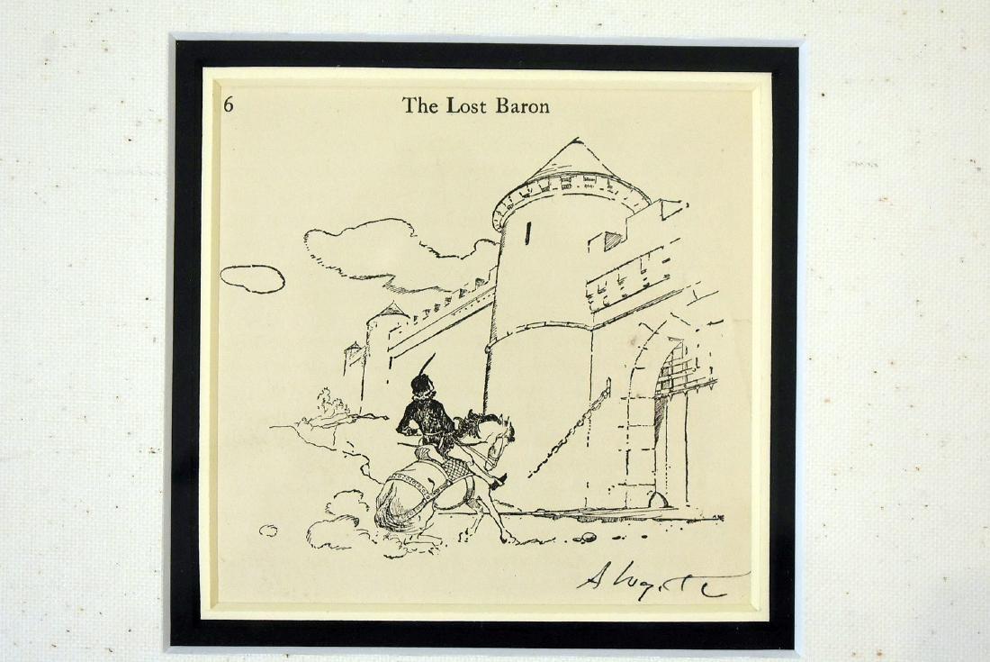 Four Andrew Wyeth Bookplate Prints - 2