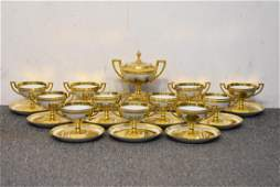 Continental Porcelain Tea Cups