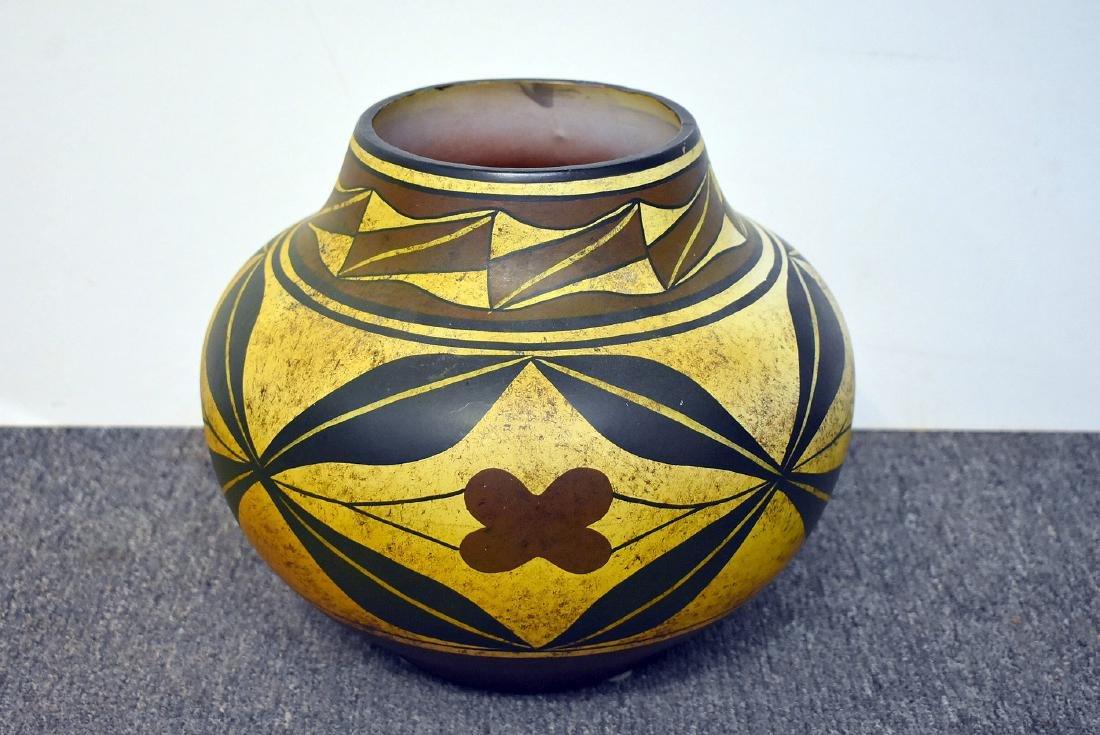 Large Native American Pot