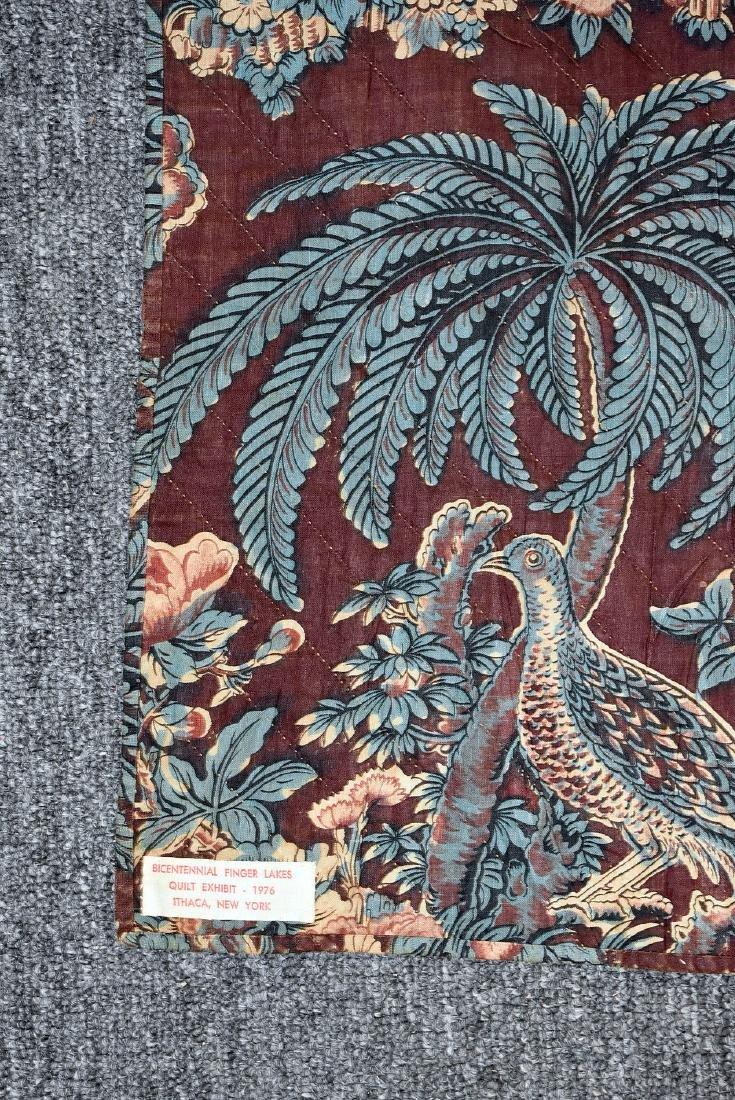 Bird of Paradise Quilt - 3