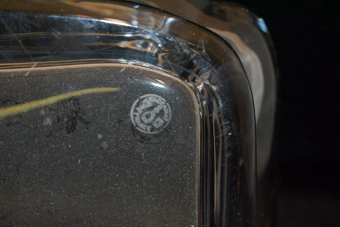 Baccarat Crystal Bowl - 2