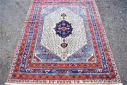 IndoPersian Rm Size Carpet 12ft 7in x 9ft 8in