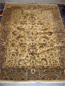 IndoPersian Roomsize Carpet 11ft 10in x 9ft