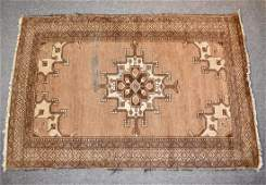 Iranian Area Carpet, 6ft 1in x 4ft 2in