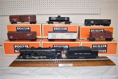 Lionel Set with Hudson NYC Engine & Tender