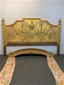 Louis XVI-style Canopy Bed