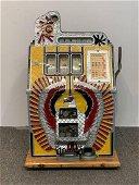 Mills War Eagle 5c Slot Machine