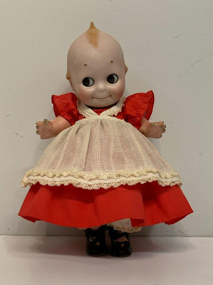 Ges. Gesch O'Neill Bisque Kewpie Doll