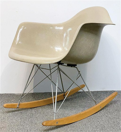 Brilliant Charles Ray Eames Rocking Chair Unemploymentrelief Wooden Chair Designs For Living Room Unemploymentrelieforg
