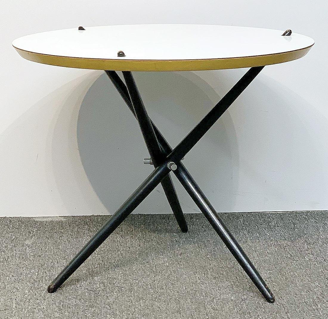 Hans Bellman for Knoll Tripod Table