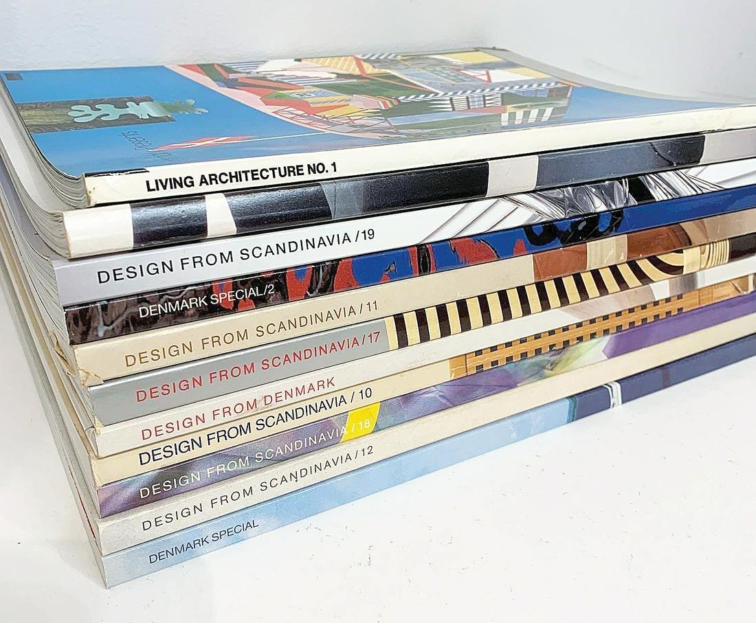 11 Danish Design & Architecture Magazines
