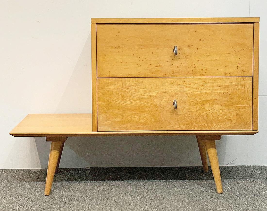 Paul McCobb Planner Group Cabinet and Table
