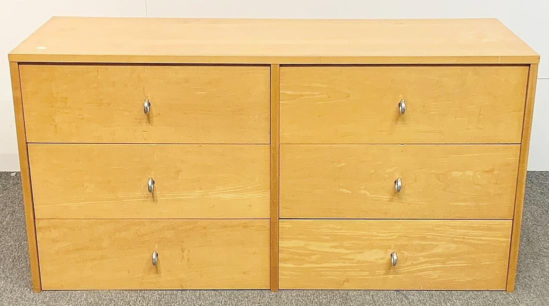 Paul McCobb Six-drawer Chest