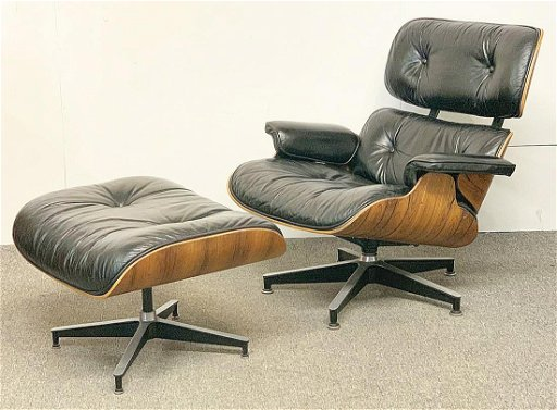 Magnificent Charles Ray Eames Lounge Chair And Ottoman Machost Co Dining Chair Design Ideas Machostcouk