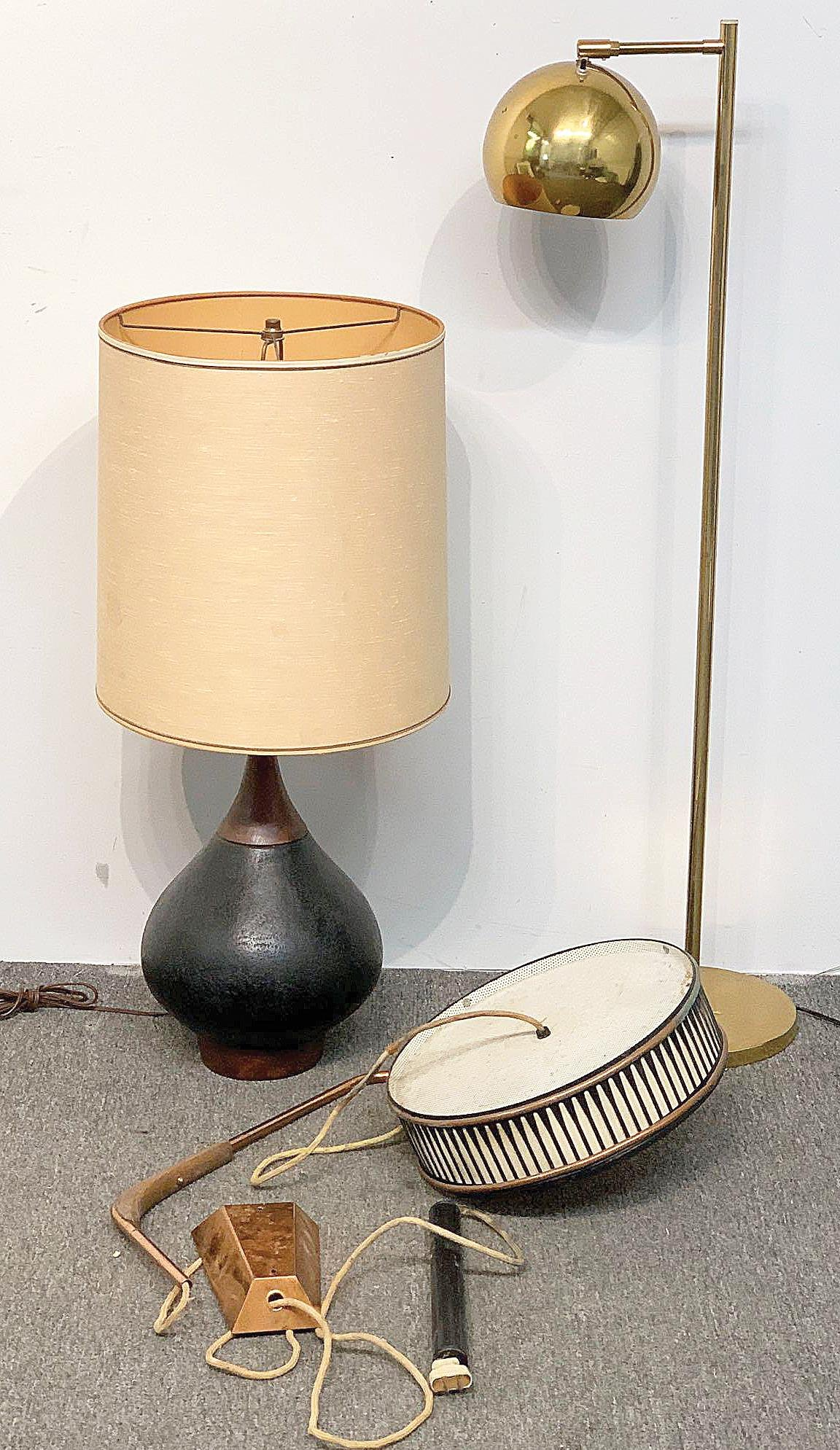 Modern Lighting Grouping