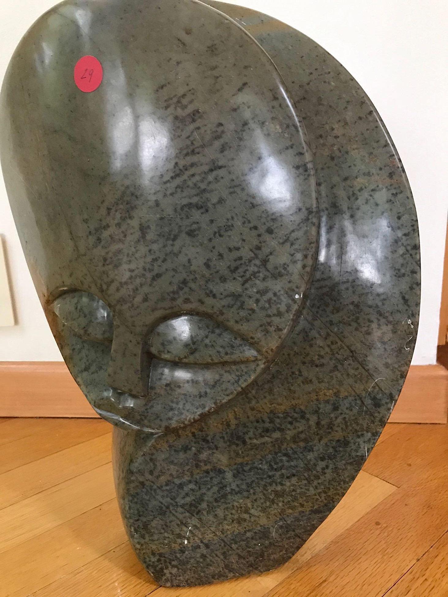 Wilson Mugambiza. Zimbabwean Shona Stone Sculpture