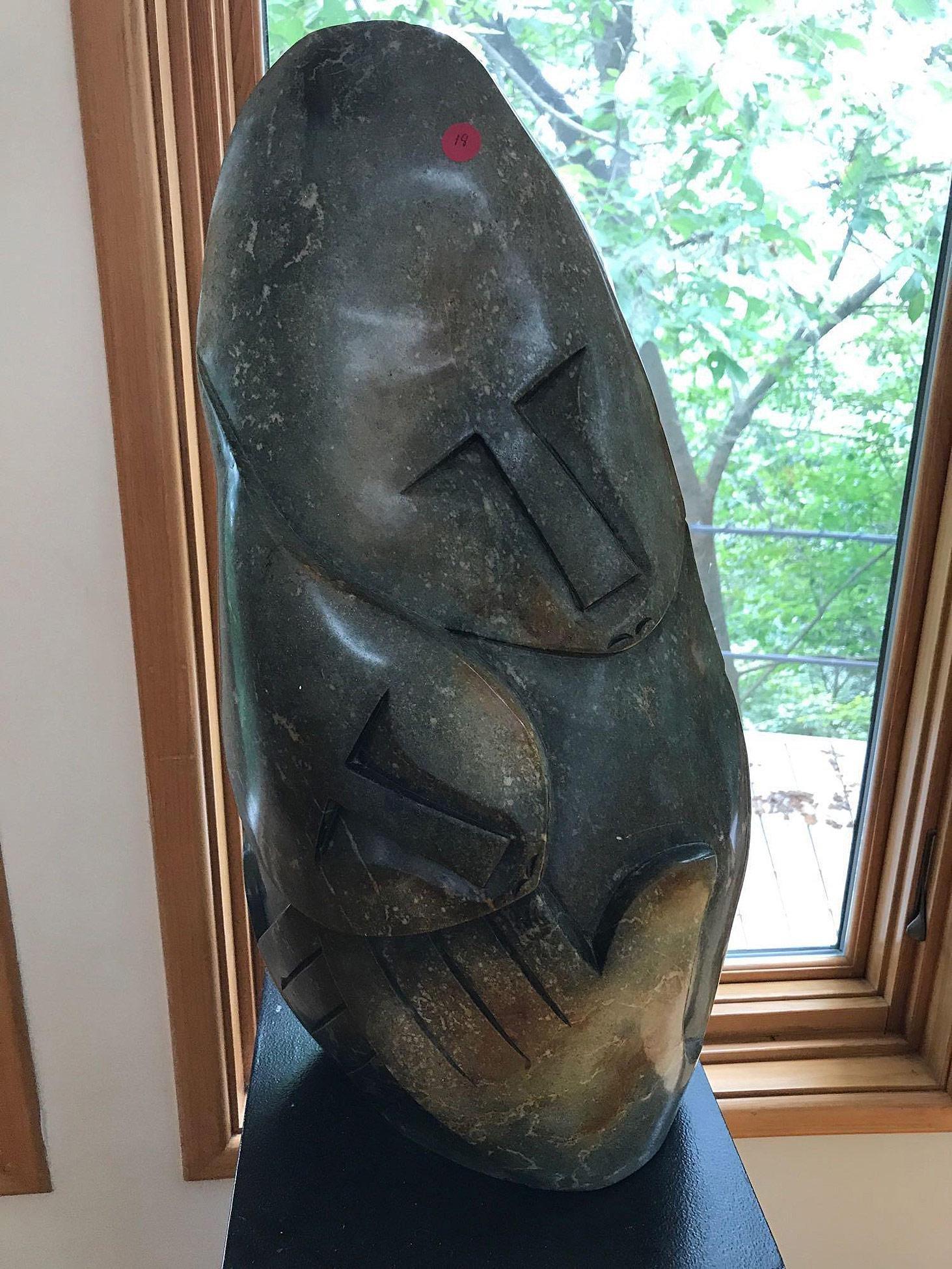 Zachariah Njobo. Shona Stone Sculpture