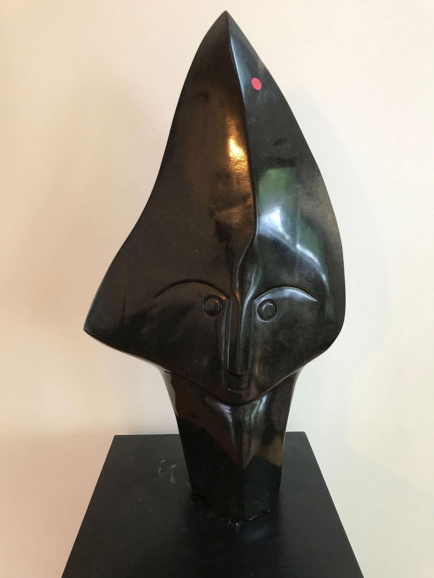 Factor Ziira. Shona Stone Sculpture