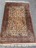 Persian Area Carpet, 7ft 1in x 4ft 5in