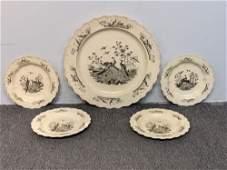 Wedgwood Creamware Service Set
