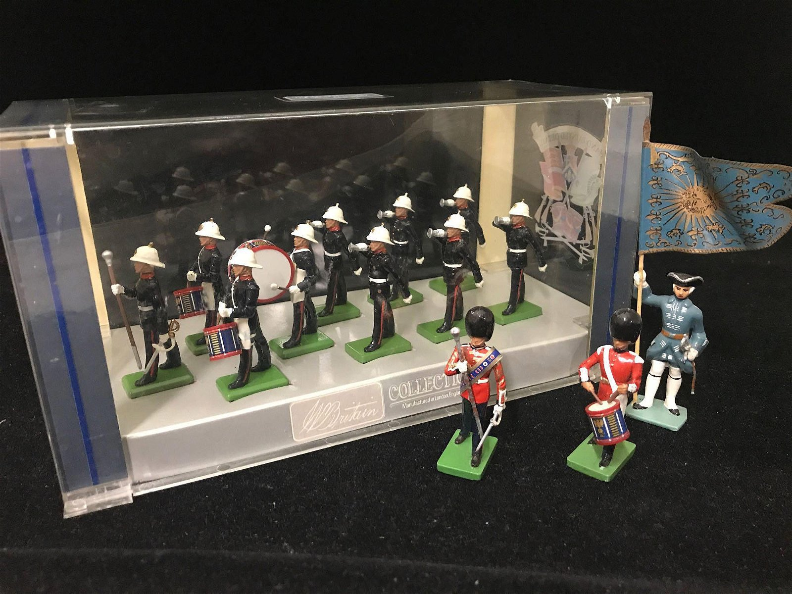 Collection of Britain's Toy Soldiers