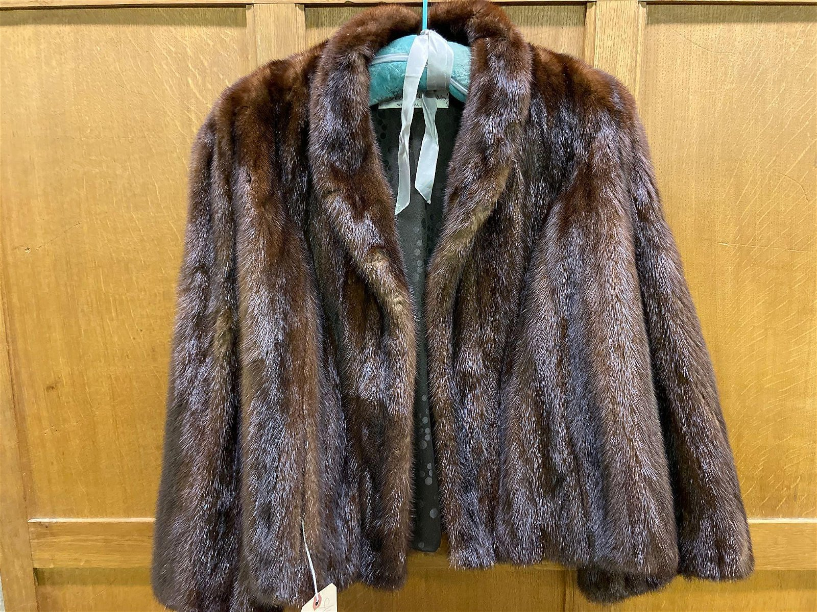 Lunaraine Mink Fur Ladies Jacket